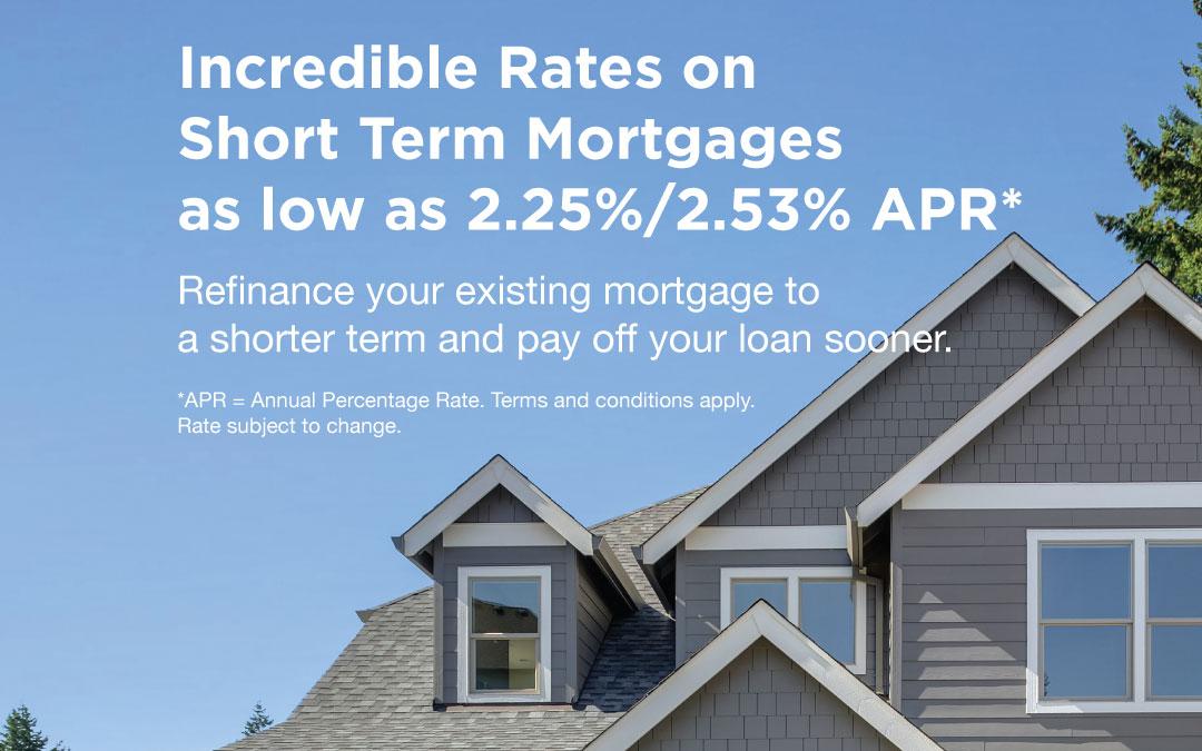 Mortgage Loan -10 Year
